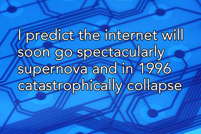 Predictions People Made About The Internet In The '90s
