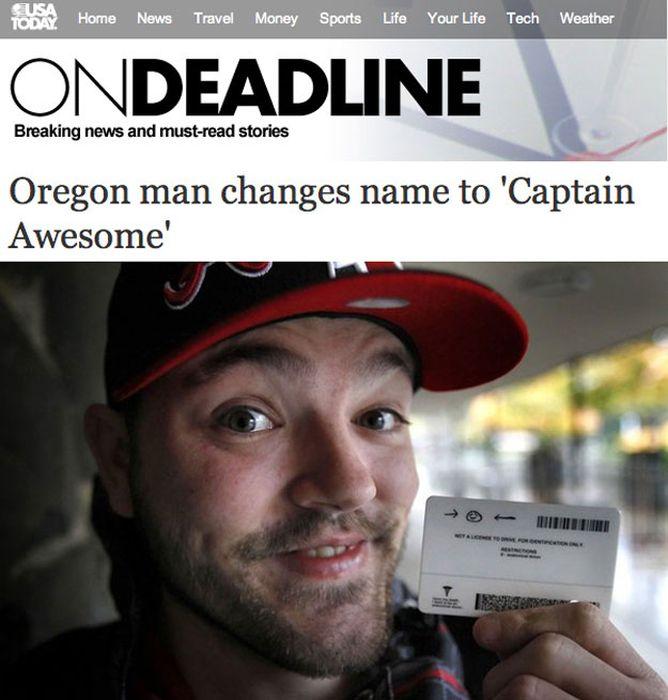 WTF Newspaper Headlines