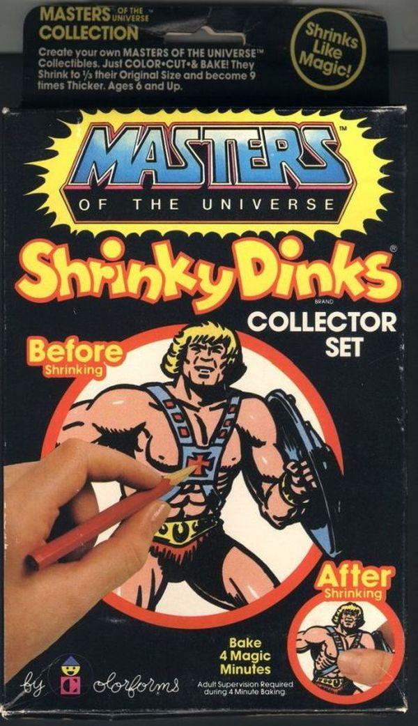 Shrinky Dinkys