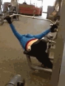 Workout Fails
