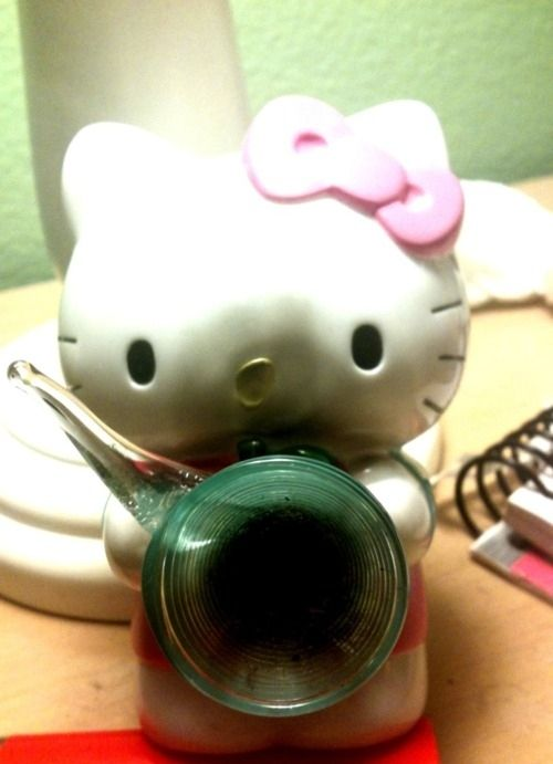 Everyday Objects As Bongs