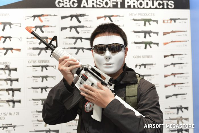 Airsoft Shot Show 2013, part 2013