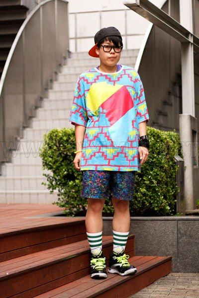 Strange Japanese Fashion
