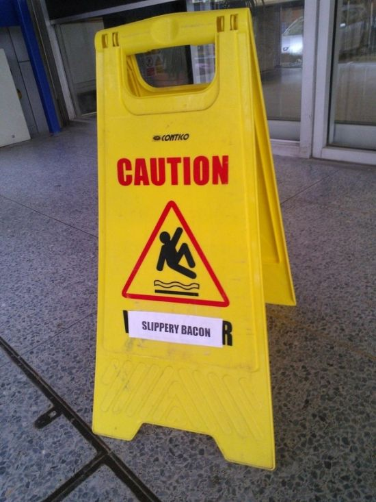 Funny Sign Improvements