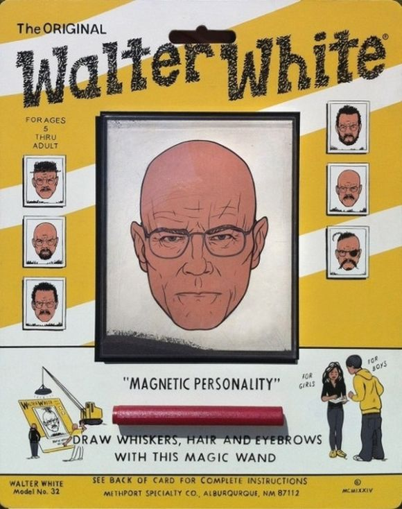 """Awesome """"Breaking Bad"""" Crafts"""