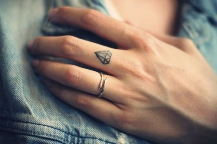 Micro Tattoos That Are Really Good