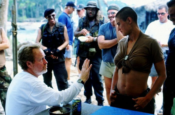 Behind the Scenes of the Famous Movies, part 5