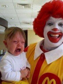 The First Ronald McDonald