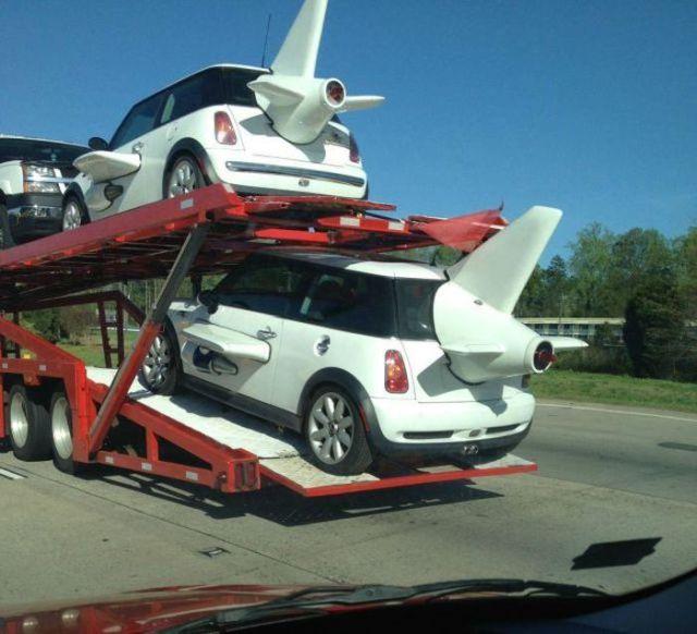Funny Car-Themed Photos, part 4