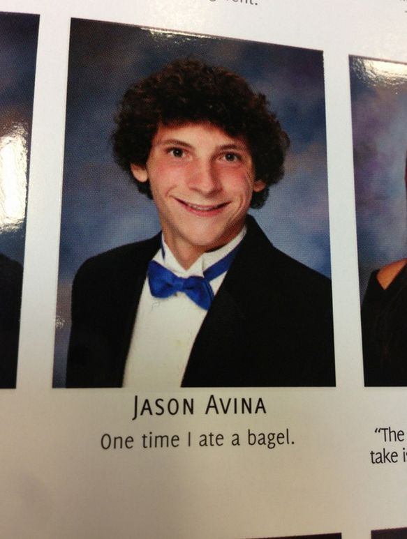 Funny Yearbook Quotes