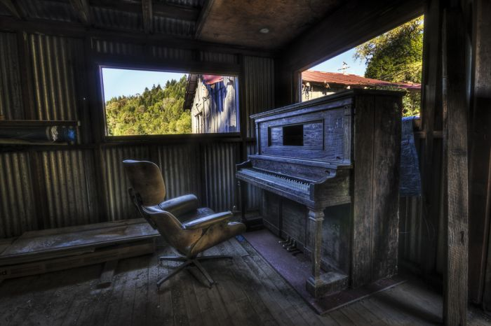 Photos of Abandoned Places