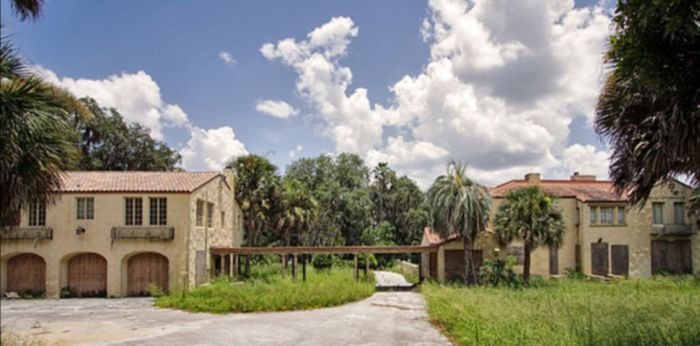 Bin Laden's Mansion in Florida
