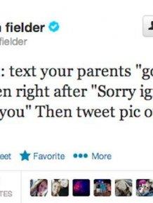 Trolling Your Parents