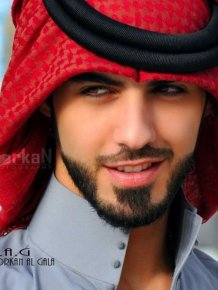 Omar Borkan Al Gala Was Deported for Being Too Sexy