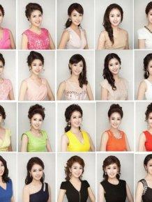 Girls of South Korea