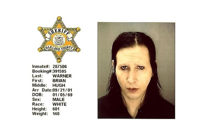 Celebrity Mugshots and Interesting Stories Behind Them