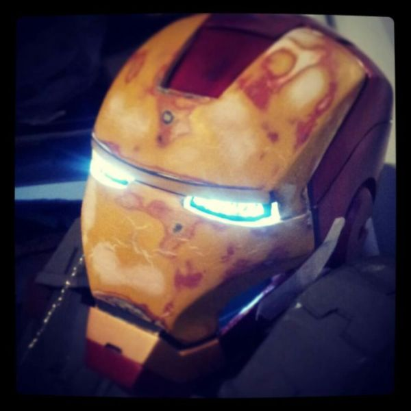 DIY Iron Man Suit
