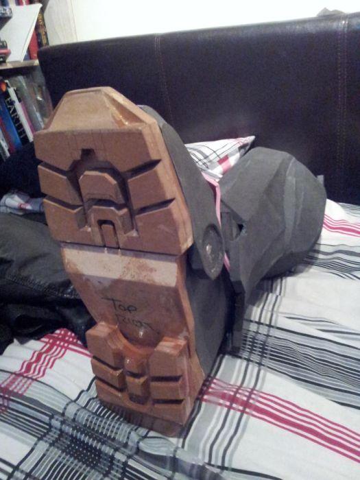 DIY Iron Man Suit