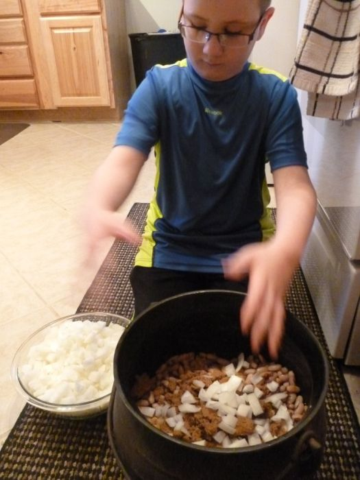 Bean Hole Beans - A Maine Tradition
