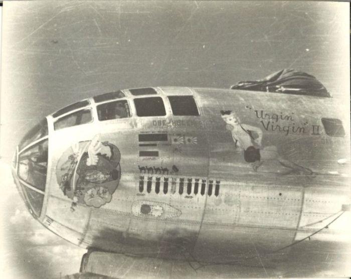 WWII Bomber Art
