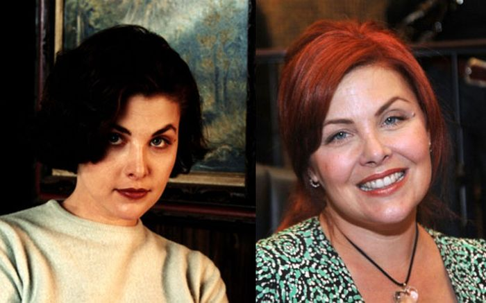 """Twin Peaks"" Stars Then, Now And Before the Seires"