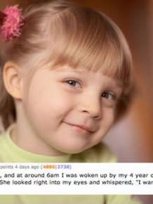The Creepiest Things the Children Have Ever Said To the Parents