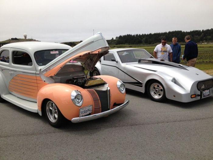 2013 Pacific Coast Dream Machines Show
