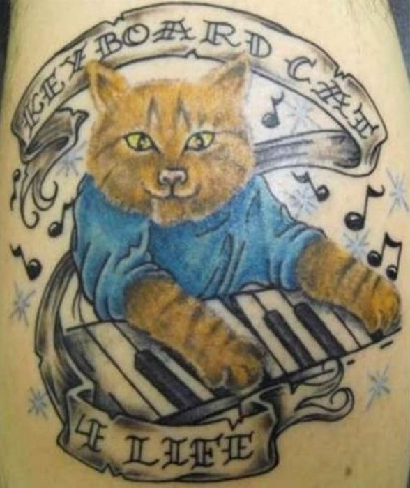 Terrible Tattoos, part 2