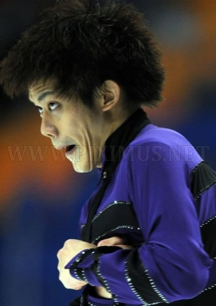 Faces of the 2011 World Figure Skating Championship