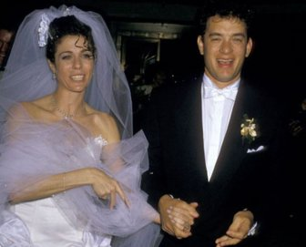 Tom Hanks And Rita Wilson 25 Years Later