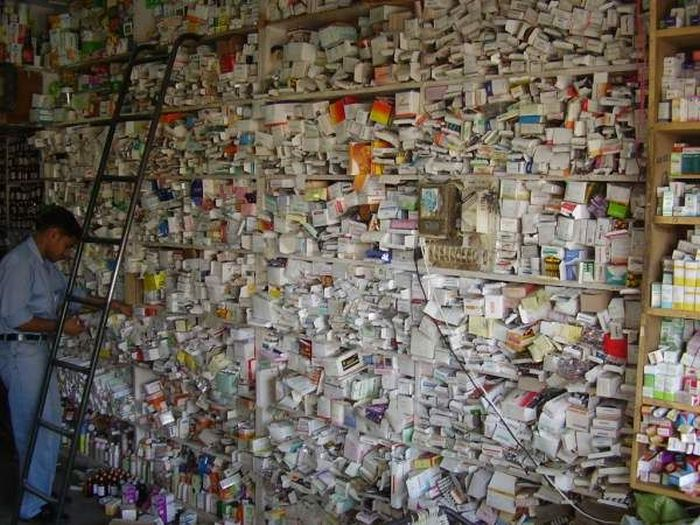 Pharmacy in India