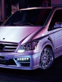 Mercedes-Benz Viano by Wald International