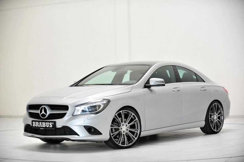 Mercedes-Benz CLA by Brabus