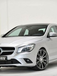 Mercedes-Benz CLA by Brabus