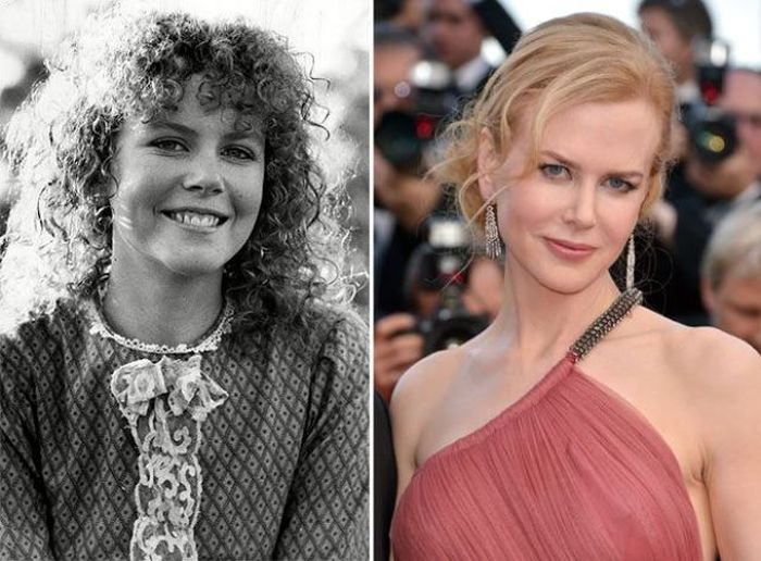 Celebrities Then and Now, part 4