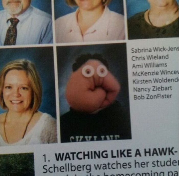 these are the absolute greatest yearbook pictures ever taken heart