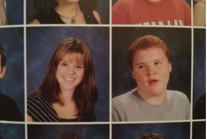 Funny Yearbook Posters: Awkward And Funny Yearbook Photos
