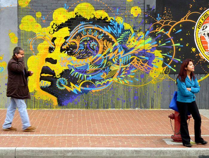 Street art from around the world art for Art from around the world