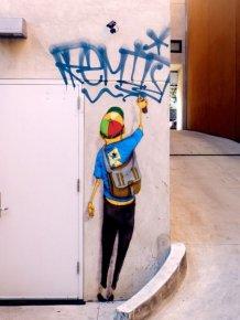 Street Art From Around the World