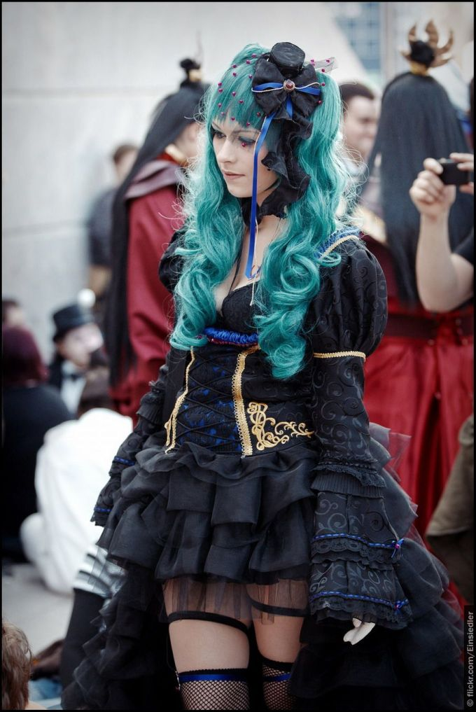 Cosplay at Leipziger Buchmesse 2013, part 2013