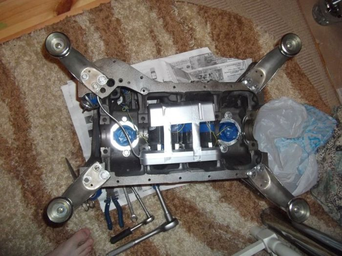 Engine Table