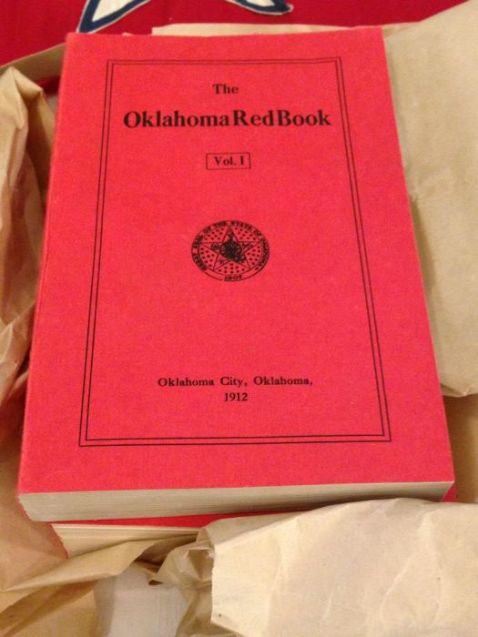 Oklahoma Time Capsule