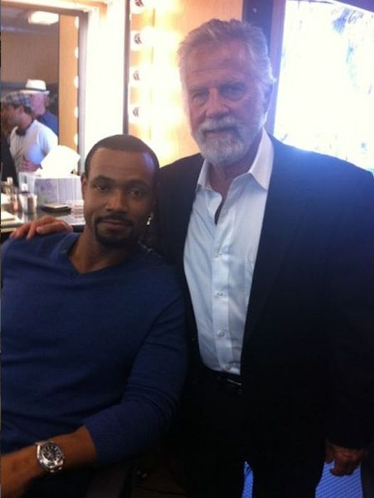 Famous People Hanging Out Together, part 8