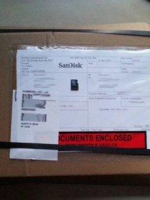 MicroSD Packaging