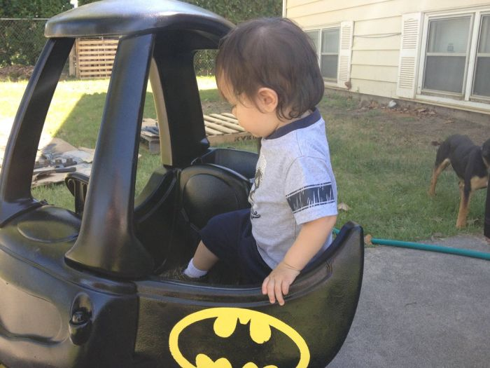 DIY Batmobile