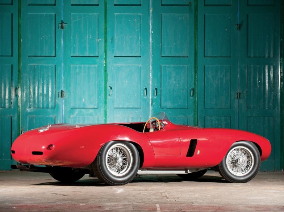 1954 Ferrari 750 Monza Spyder