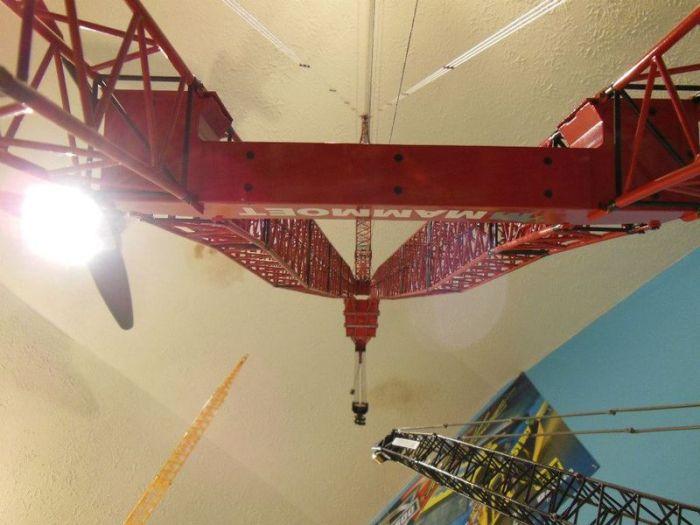 Crane Model