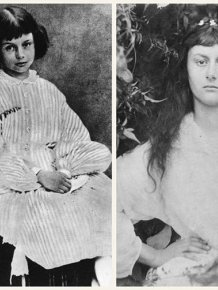 Photos of Alice Liddell