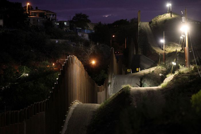 US-Mexico Border, part 2