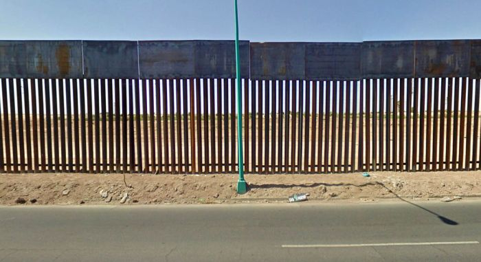 US-Mexico Border, part 2